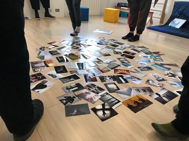 Fotopsicarte formazione psicologo Morena Petrongolo