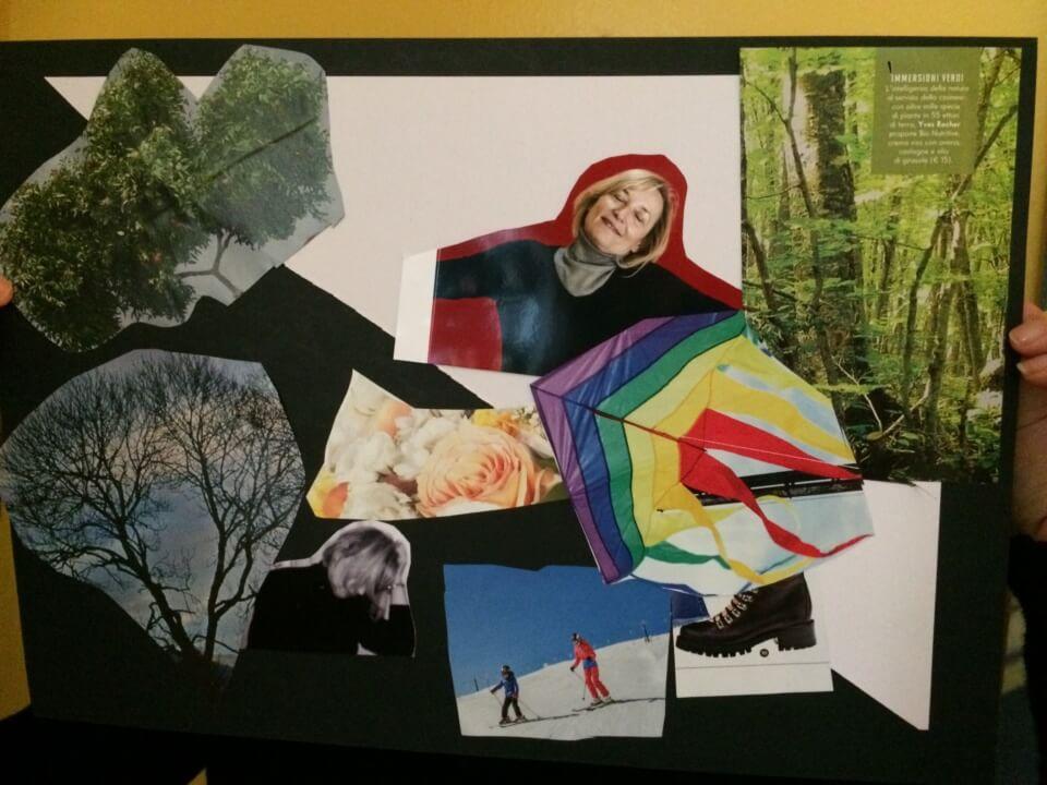 Self Portrait workshop psicologia Paola Rampone Fossano